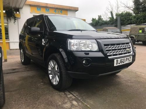 ***SOLD***Freelander 2 TD4 XS Automatic 2010